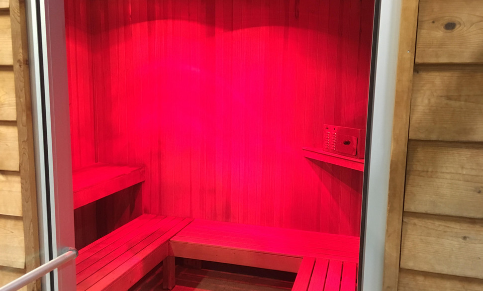 Menthol Vapor Room