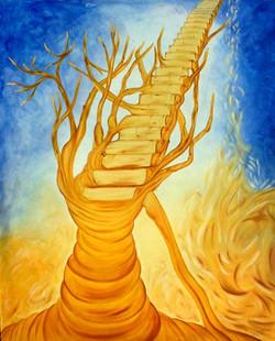 L'arbre escalier-cp
