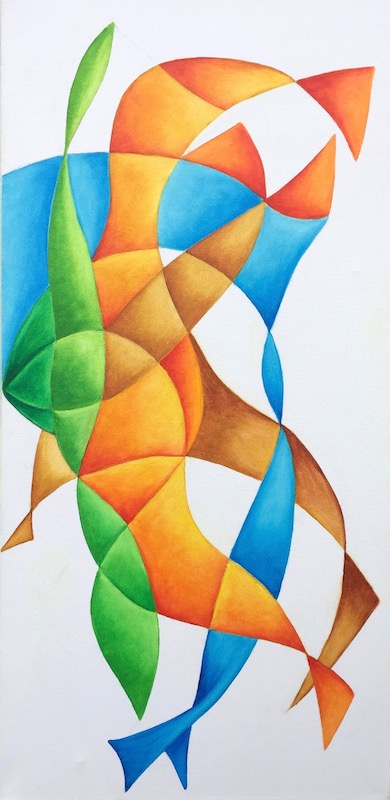Multicolor15-40x80