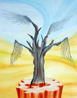 L'arbre qui vole