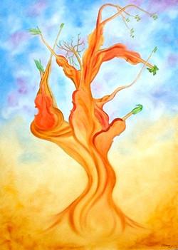 L'arbre a violons-cp