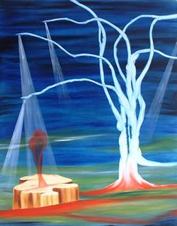 L'arbre lumière