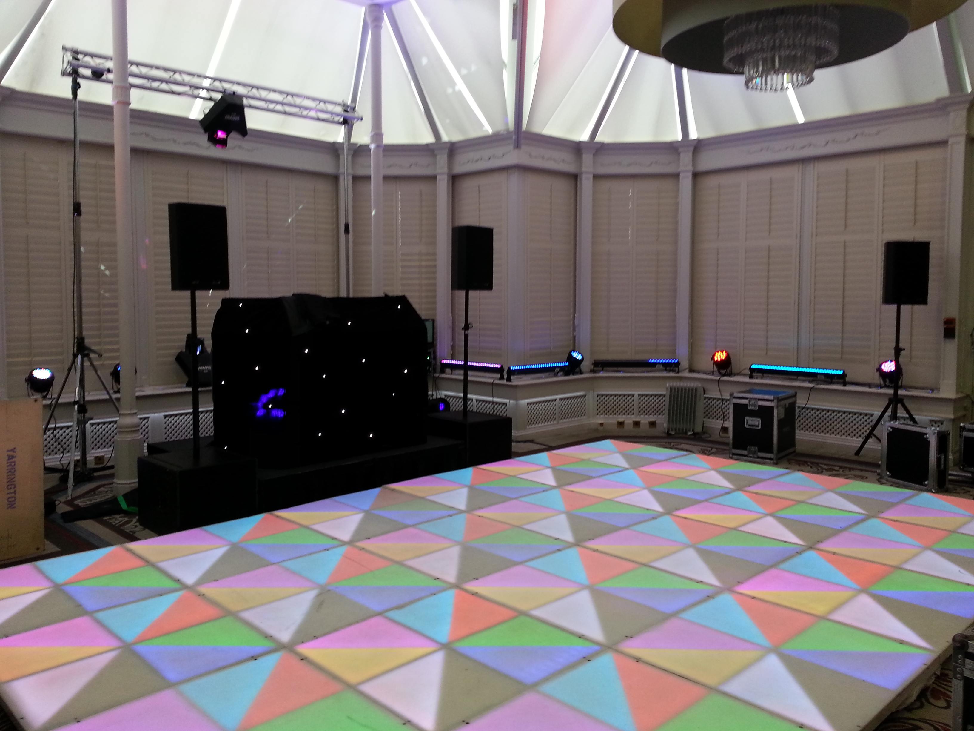Retro Dancefloor