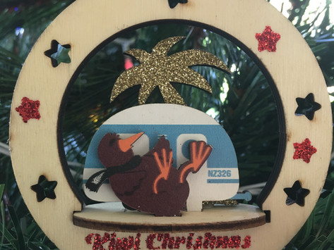 Myer Kiwi Christmas & a Happy New Year