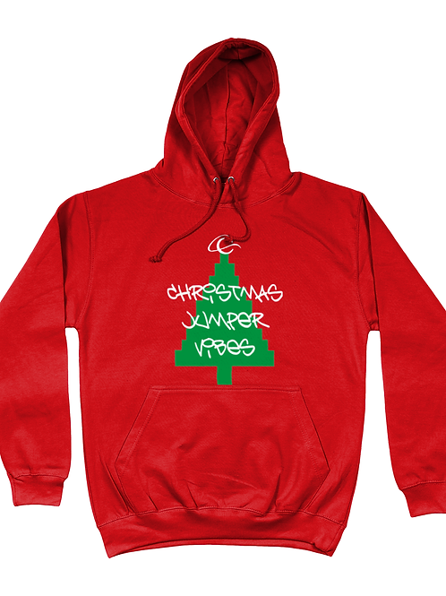 Christmas Vibes Hoodie - Childrens