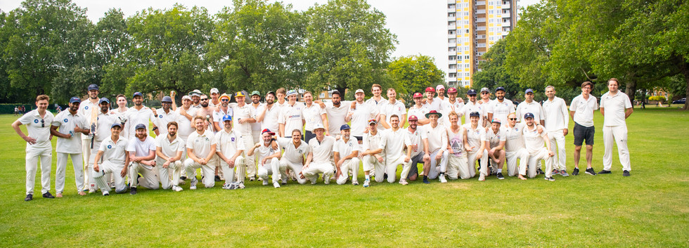 The London Fields Sixes 2019