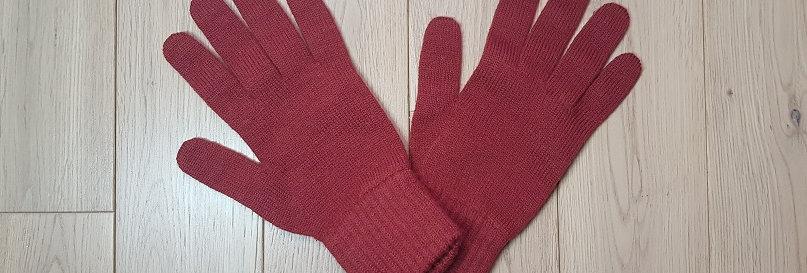 Gants Femme Rouge Basque pour mains fines