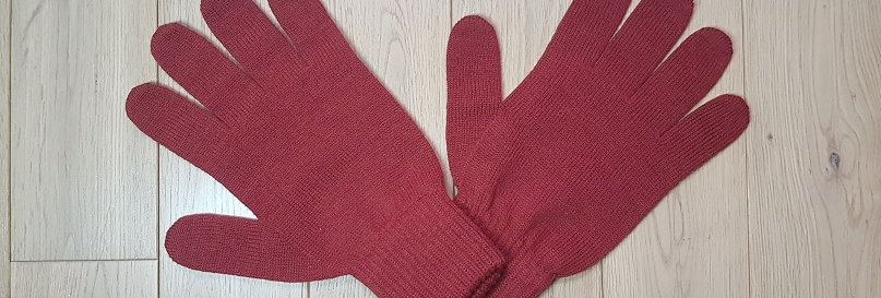 Gants Homme Rouge Basque