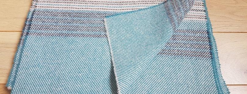 Petite écharpe bleue