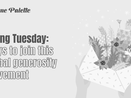Giving Tuesday: Ways to join this global generosity movement