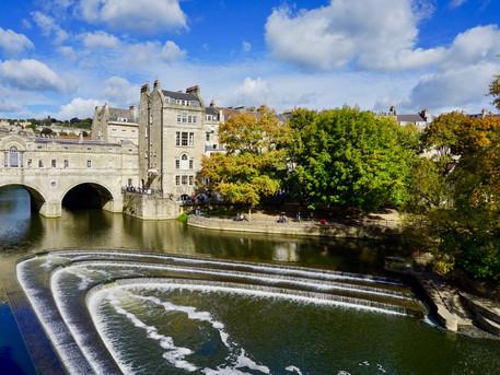 Bath: The Ideal Weekend Getaway