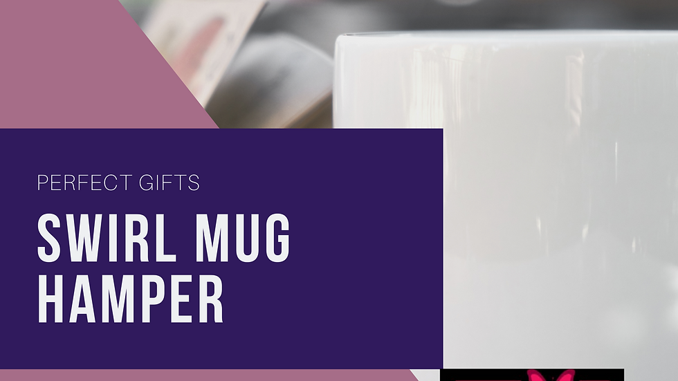 Swirl Mug Hamper