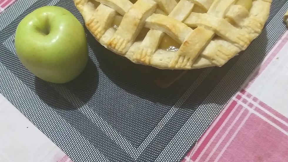 Swirl Apple Pie