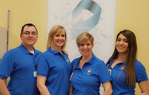 Southwest Rehab Team @ YRCC
