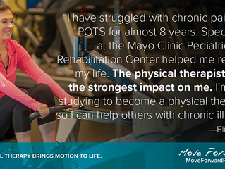 Physical Therapy Helps Teenager Return to School and Life
