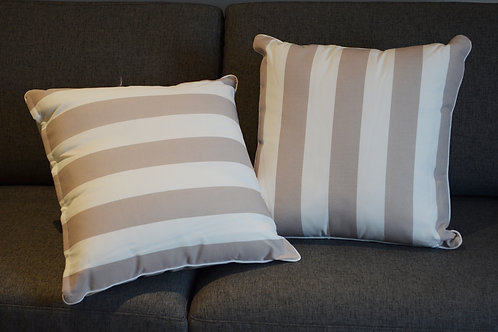 Stripe Outdoor Cushion