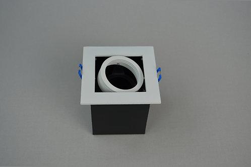 (Single , White Frame  +Black )Grilles Sport Light C