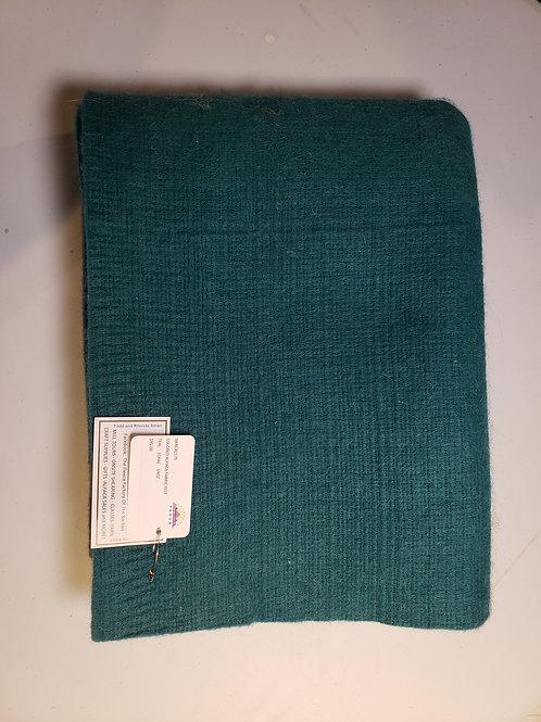 "Alpaca Fabric Felt - Teal - 46""X31"""