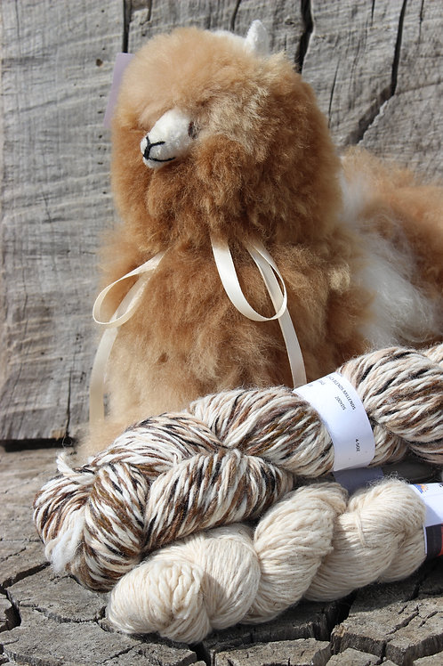 All About Alpacas Collection Yarn Set