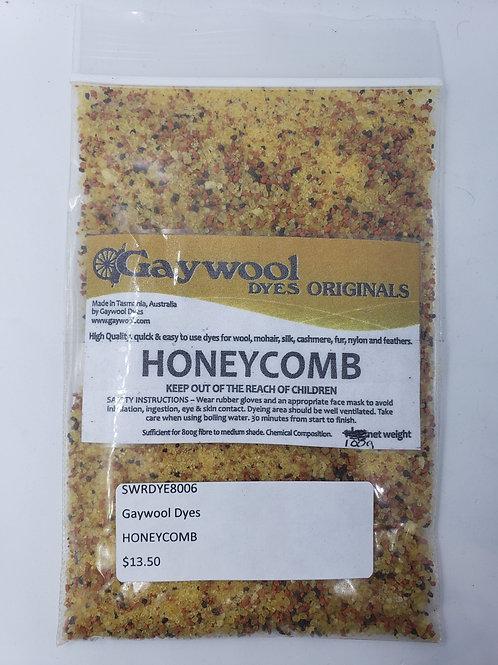 Gaywool Dyes Originals - Honeycomb