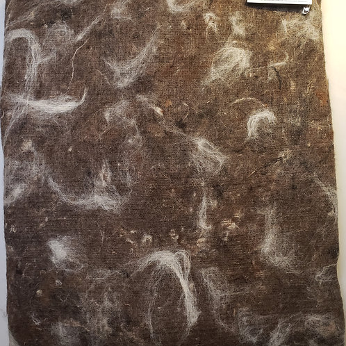 Decorated Alpaca Felt Sheet (Suri)
