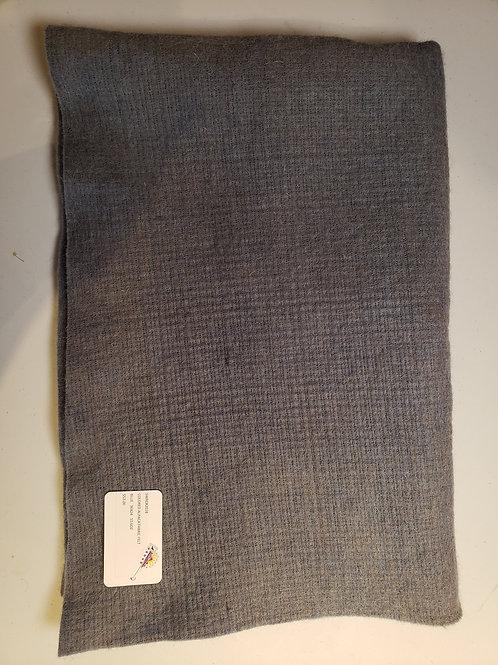 "Alpaca Fabric Felt - Blue - 36""X24"""