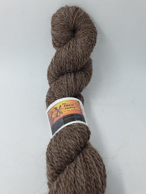 Alpaca 2-Ply Sport Yarn - Rose Grey