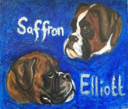 Saffron + Elliott