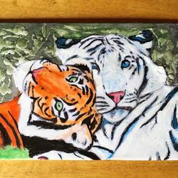 Fantastic Fauna: Tigers