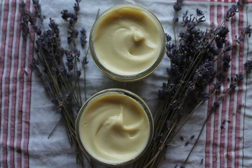 Lavender Dream Cream - with Shea Butter, Calendula & Rose