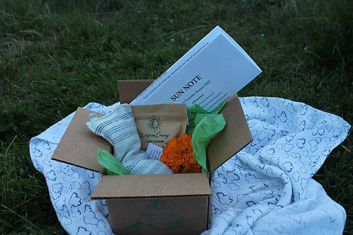 Summer Sun Box - Seasonal Self-care & Astrology Insights for Summer 2021