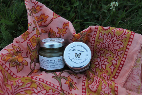 All Balm - All-Natural - All-Healing Balm - For All Bodies
