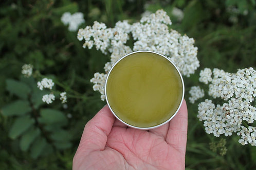 Being in a Body balm - Calendula + Cannabis Sativa Seed Oil - Soothing Balm