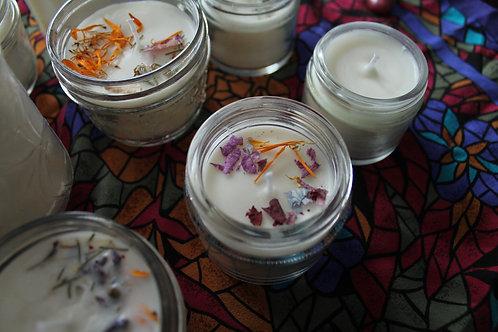 Full Moon Magic - Meditation Candle - Soy Wax + Pure Essential Oils