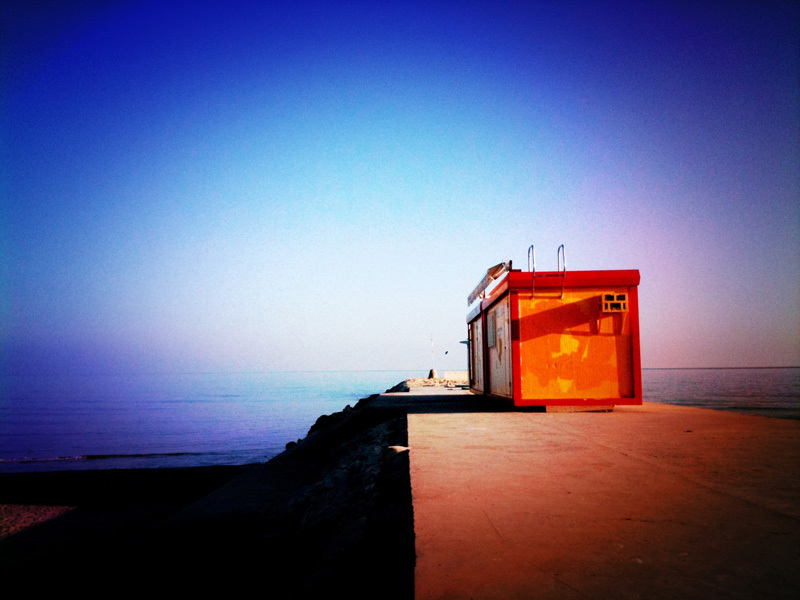 Untitled (Sitges Beach Hut)