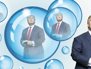 Bubble within bubbles within bubbles