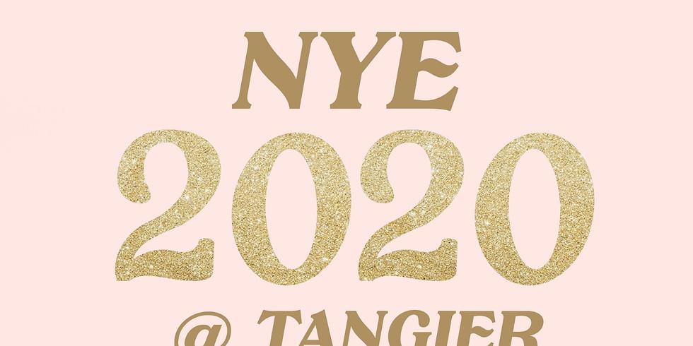 NYE 2020 at Tangier