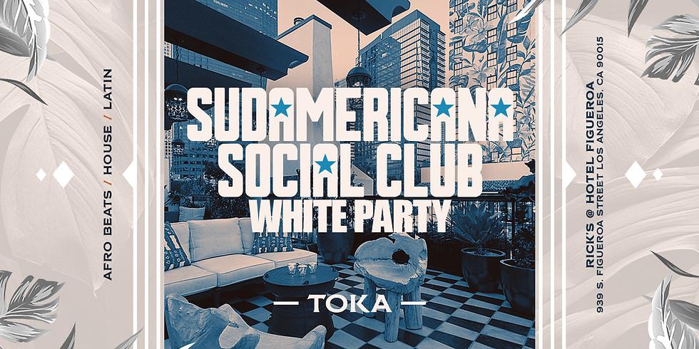 SOCIAL CLUB WHITE PARTY