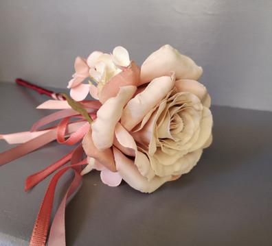 Handmade Flower Wand