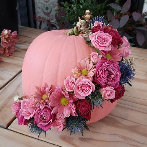 Floral Pumpkins