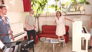 Die musikalischen Proben zu Next to Normal - Fast Normal 2020 in Wien starten