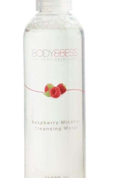 Raspberry Micellar Cleansing Water 200 ML