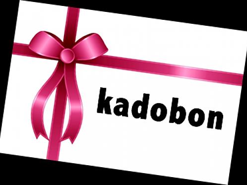 Kadobon 25.00 EUR