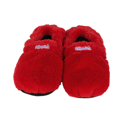 Slippies mt 36-40 Rood Plush