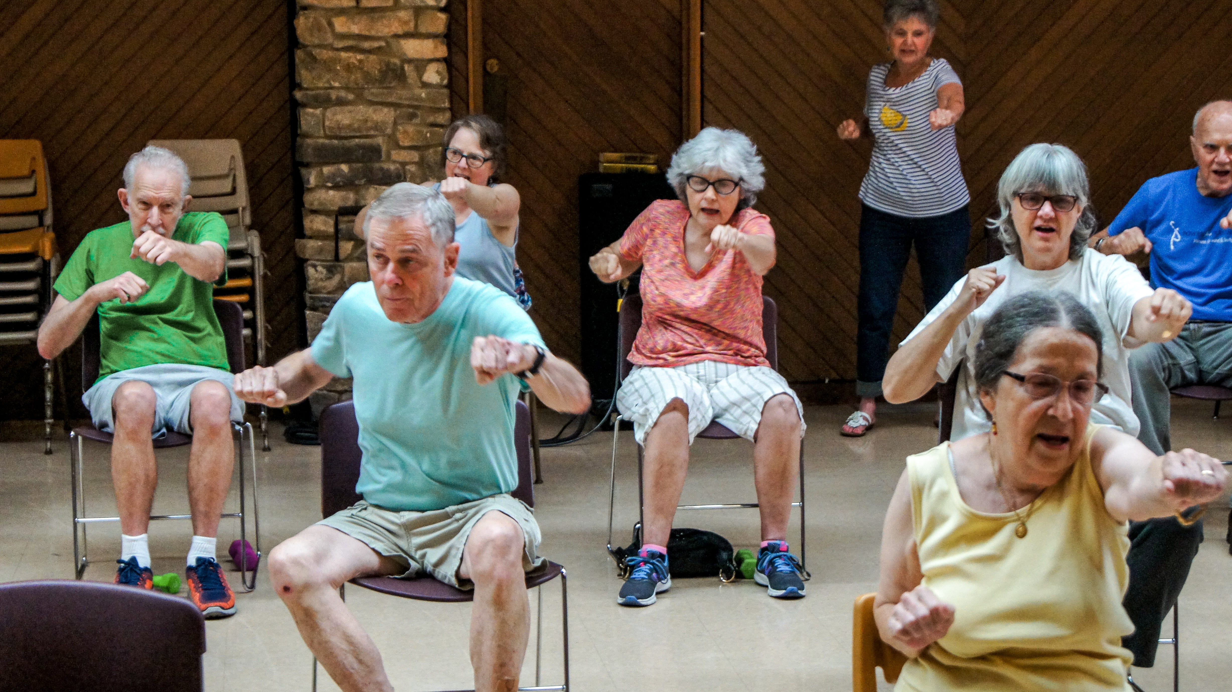 Power for Parkinson's Exercise