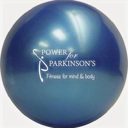 Power for Parkinson's Exercise Ball
