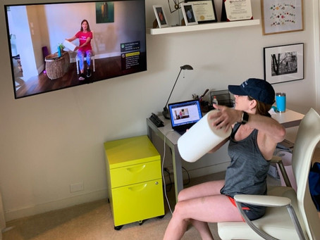 Shifting to a virtual world