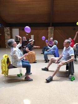 Power for Parkinson's Austin Class