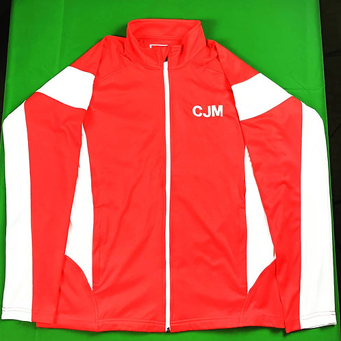 CJM Red and White Jacket