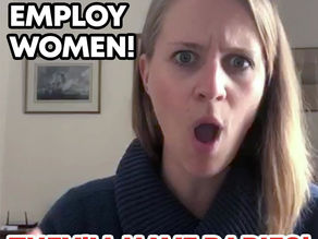 Don't employ women at THAT age!